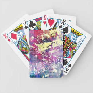 AlternativeDesign02 Bicycle Playing Cards