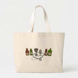AlternativeMedicine090409 Canvas Bag