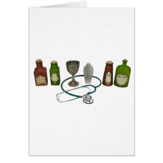 AlternativeMedicine090409 Greeting Cards