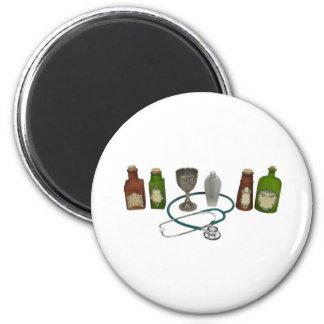 AlternativeMedicine090409 Fridge Magnet