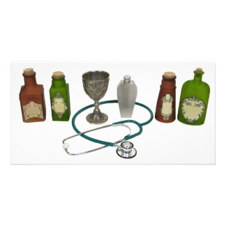 AlternativeMedicine090409 Custom Photo Card