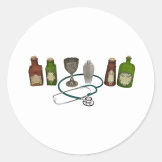AlternativeMedicine090409 Sticker