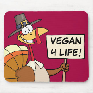 Alternatives to Turkey for Thanksgiving Dinner Mouse Pad