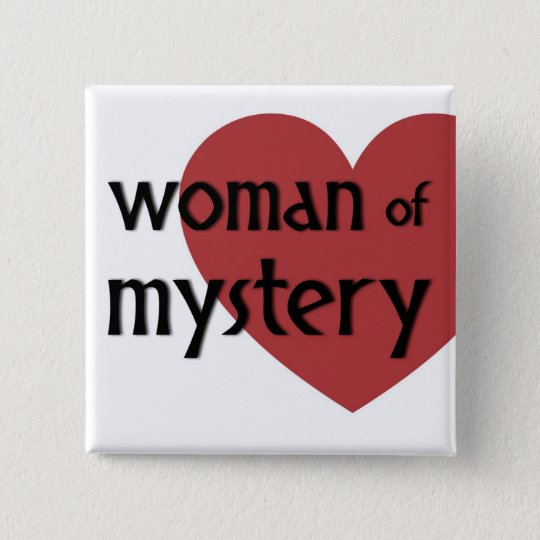 Alternity button : Woman of Mystery