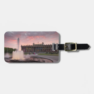 Altes Museum and Lustgarten in Berlin Luggage Tag