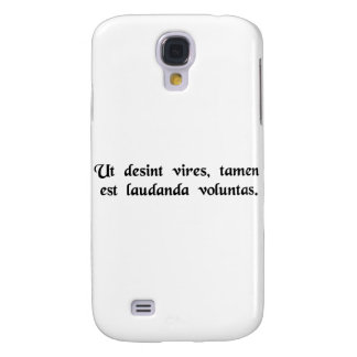 Although the power is lacking, the will is commend samsung s4 case