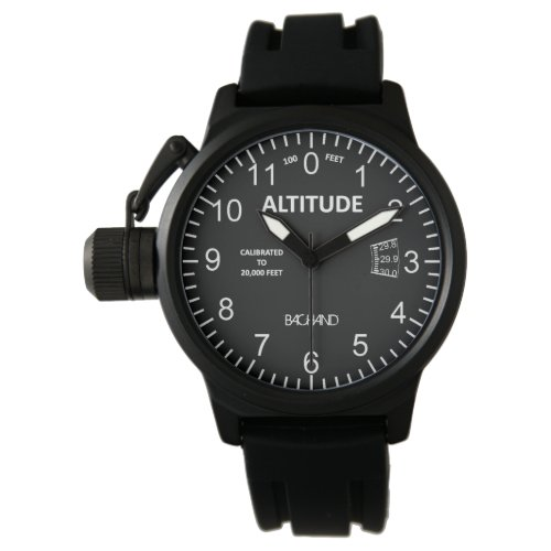 Altimeter Wristwatch