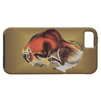 Altimira Bison Pre-Historic Cave Drawing iPhone 5 iPhone 5 Covers