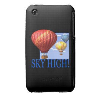 Altísimo iPhone 3 Case-Mate Carcasas