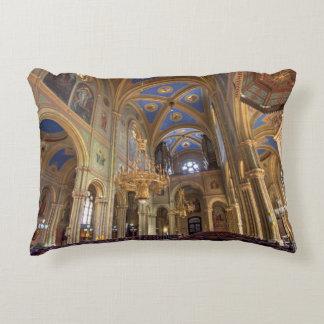 Altlerchenfelder Kirche Wien Österreich Decorative Pillow