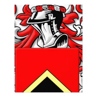 Altman Coat of Arms Custom Letterhead