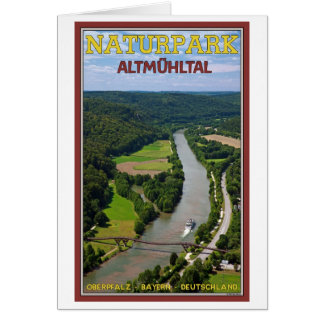 Altmühltal - River Cruise Card