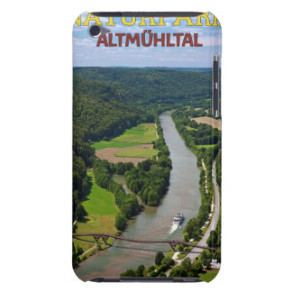 Altmühltal - River Cruise iPod Touch Cases