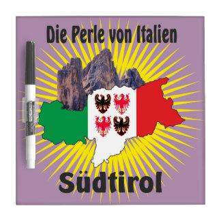 Alto Adige - Alto Adige tablero de imán con espiga