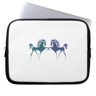 Alto bolso de la electrónica del logotipo del caba mangas portátiles