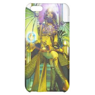 Alto caso del iPhone de la sacerdotisa, por José M