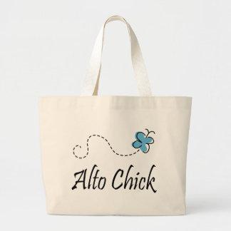 Alto Chick Tote Bag