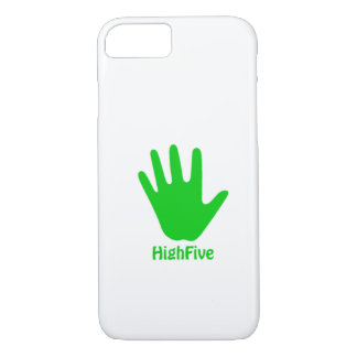 Alto cinco caso del iPhone 7 Funda iPhone 7