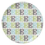 Alto Clef Plate