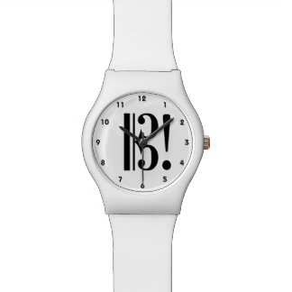 Alto Clef Watch by Leslie Harlow