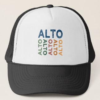 Alto Colorful Trucker Hat
