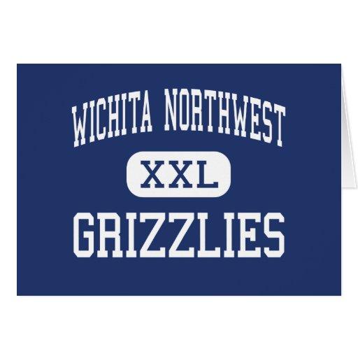 Alto del noroeste de Wichita - grisáceos - - Wichi Tarjetón