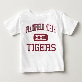 Alto del norte de Plainfield - tigres - - Playeras