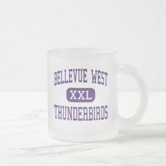 Alto del oeste de Bellevue - Thunderbirds - - Bell Taza