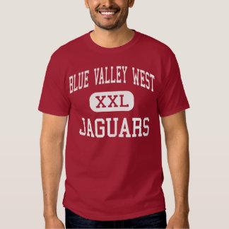 Alto del oeste del valle azul - jaguares - - camisas