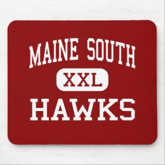 Alto del sur de Maine - halcones - - parque Ridge  Alfombrilla De Ratones