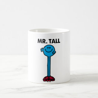 Alto derecho de Sr. Tall el | Taza Clásica