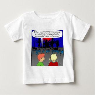 alto dibujo animado de cinco uno mismo 478 camisas