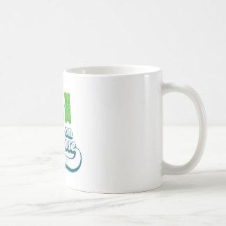 Alto en la fructosa tazas de café