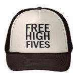 Alto Fives libre Gorro