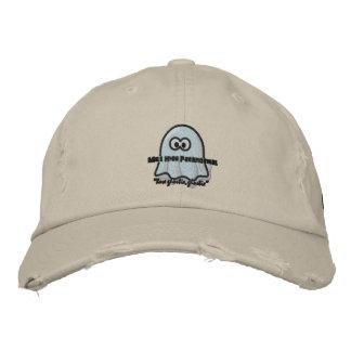 Alto gorra del logotipo de Parnaormal Ghostie de l Gorra De Beisbol Bordada