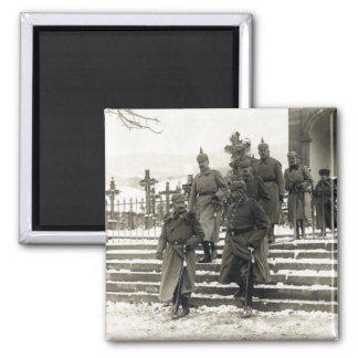 Alto mando del alemán de WWI Imán Para Frigorífico