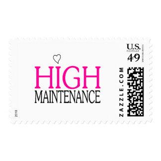 Alto mantenimiento sello