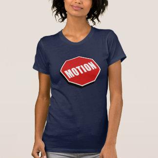 Alto Moción Montreal Logotipo - Women Camisetas