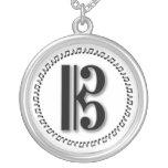 Alto or Tenor Clef Music Note Design C Clef Jewelry