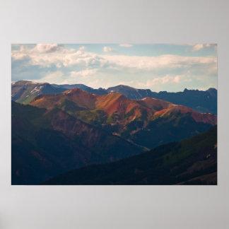 Alto país 3 de Durango Posters