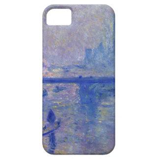 Alto puente cruzado del Res Claude Monet Charing iPhone 5 Carcasa