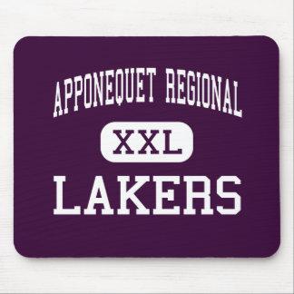 Alto regional de Apponequet - Lakers - - Lakeville Alfombrilla De Raton