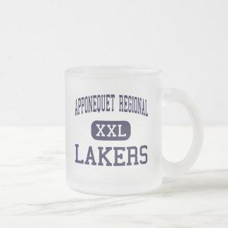 Alto regional de Apponequet - Lakers - - Lakeville Tazas De Café