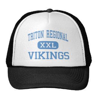 alto regional de tritón - vikingos - - Byfield Gorras