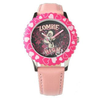 Alto reloj del zombi
