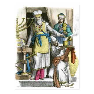 Alto sacerdote judío a partir antes de la época de tarjetas postales