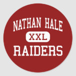 Alto sano de Nathan - asaltantes entrenados para Etiqueta Redonda