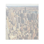 Alto sobre NYC Libretas Para Notas