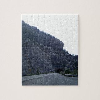 Alto túnel New México de la montaña de Rolls Puzzles Con Fotos