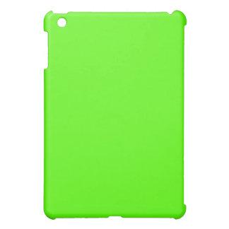 Alto verde del neón de la visibilidad